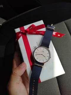 Daniel Wellington watch 40mm dial