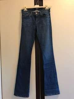 J Brand Brooke Midrise Bootcut Jeans-Brand New