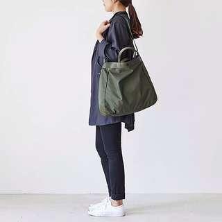Korean Nylon Travel Bag