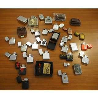 Zippo 打火機 collection vintage