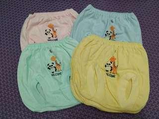 NEW! Celana Pop Bayi 6-12 Mo