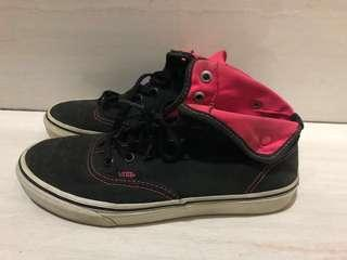 Vans Original Authentic black/pink
