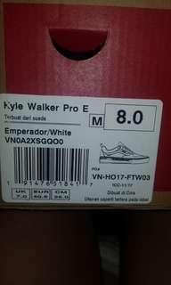 Vans x keyle walker pro