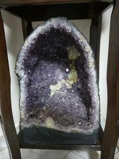Amethyst Crystal Cave