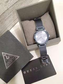Authentic Guess Women Blue Watch