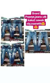 Jeans brand POPEYE SALE!