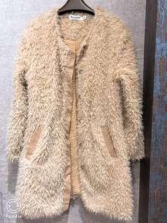 🚚 毛外套