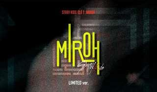 Stray Kids <Clé 1 : MIROH> LIMITED ver.