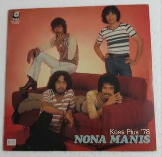 """Koes Plus LP 12"""" 33 RPM Indo Psych Rock band"""