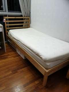 Ikea bed frame to give away
