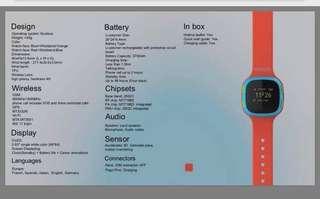 PLDT smart watch