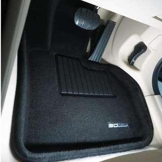 3D MAXpider Royal Car Mats - BMW 5 Series (G30)