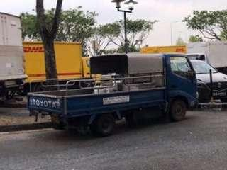 Rental - Commercial Lorry