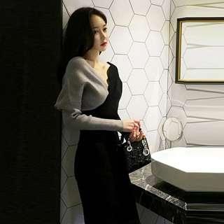 🚚 Elegant Sweater Dress