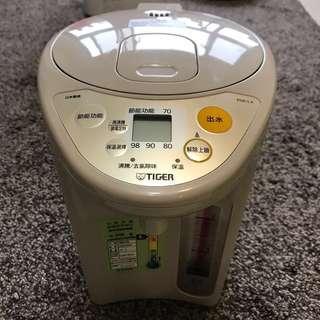 Tiger 3公升電熱水瓶 日本製