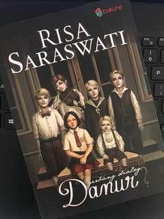 Novel Risa Sarawati : Gerbang Dialog Danur
