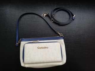 Original 💯%Carlo rino handbag