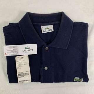 🚚 Lacoste polo衫 基本款 深藍