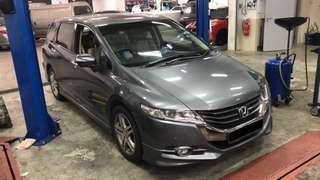 Honda Odyssey Grab/PHV/Personal usage!!!