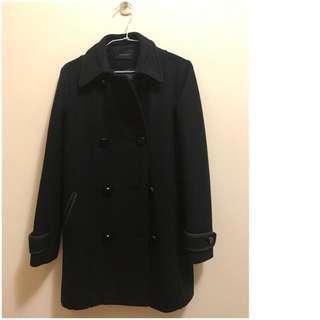 🚚 黑色大衣 afternoon