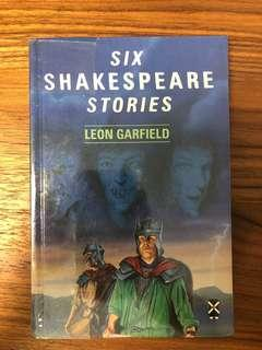 🚚 Six Shakesphere stories