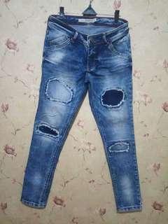 Celana jeans 99% like New