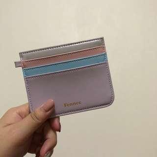 🚚 Fennec Card Holder in Pastel Colour