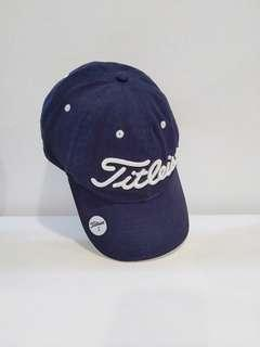 Authentic Titleist Cap Blue