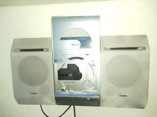 Phillips DVD MP3 Player