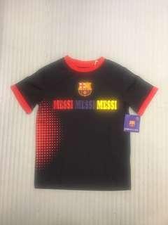 🚚 Barcelona 梅西男童足球衣