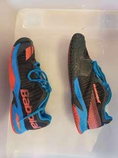 Babolat 網球鞋 小朋友 34碼