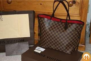 LV MM NEVERFULL (Authentic Quality)