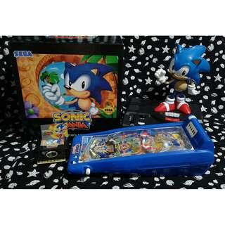 Sonic Mania for Nintendo Switch & Sonic Tabletop Pinball