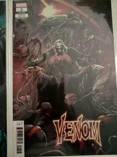 🚚 Venom#3,7,9 n 11