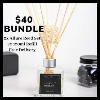 🚚 🌟Kirona Reed Stick Aroma Diffuser. Essential Oil.
