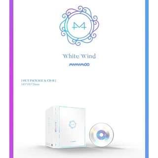 MAMAMOO- WHITE WIND