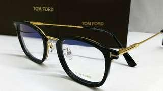 🚚 Tom Ford spectacles eyewear TF5568K Gold Black