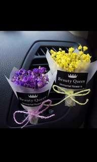 Bouquet Car air freshener