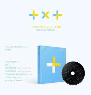 [Incoming Instock] TXT TOMORROW X TOGETHER
