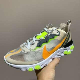 🚚 Nike React Element 87 Orewood US8.5 (SALE)