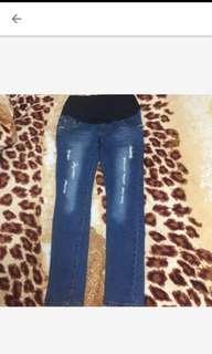 🚚 孕婦牛仔褲