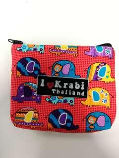 #MMAR18 Cute Coin Pouch - I Love Krabi