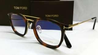 🚚 Tom Ford spectacles eyewear TF5568K Gold Turtleshell