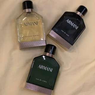 Armani Perfume Decant