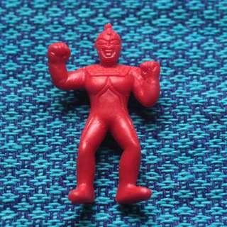 咸蛋超人 絕版 單色扭蛋 80s 90s Ultraman seven 超人7號