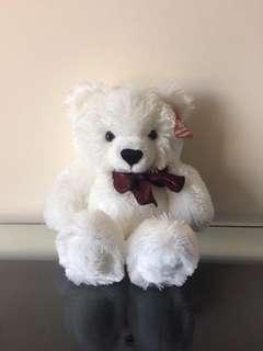 Boneka White Bear