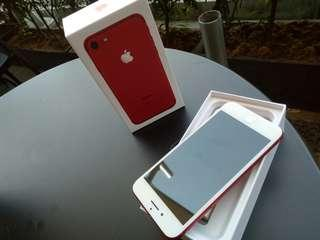 Iphone 7 128gb red edition ntc us carrier