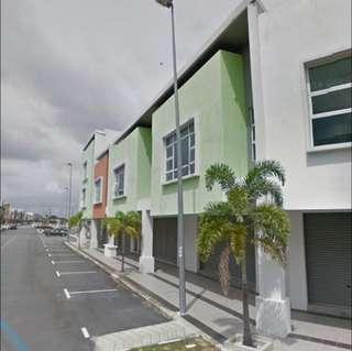 Double Storey Shop Lot In front AEON Mall Melaka
