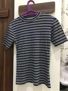 The Executive Stripe Tee