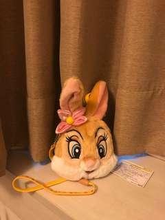 🚚 全新迪士尼Disney兔兔零錢包捷運卡夾